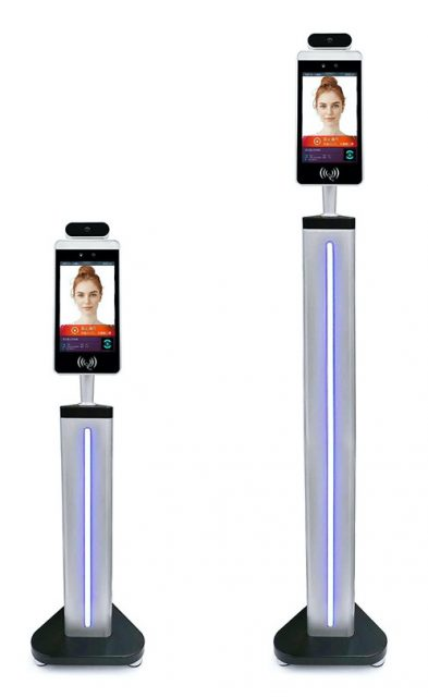 FALCON | Advanced temperature measurement and face recognition system 1